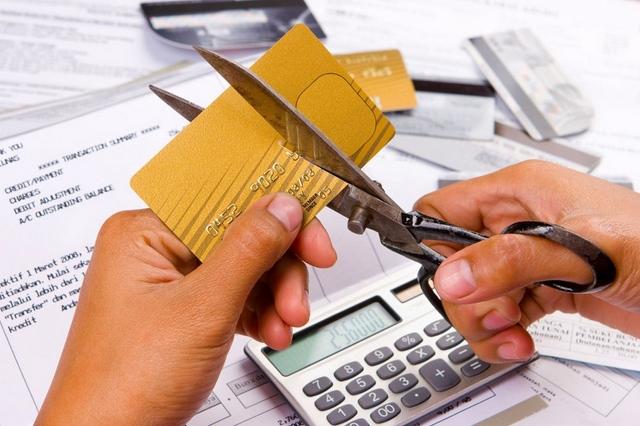 Правильно закрываем кредитную карту